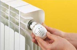 прицврстување на термостатска глава на вентилот