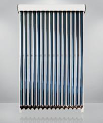 Соларен колектор со вакуумски цевки