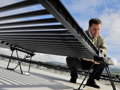 Соларни системи - претпазливост