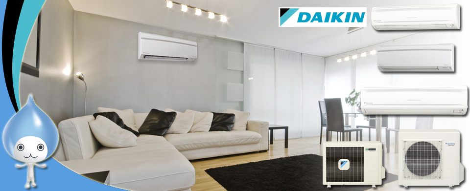daikin inverter klima