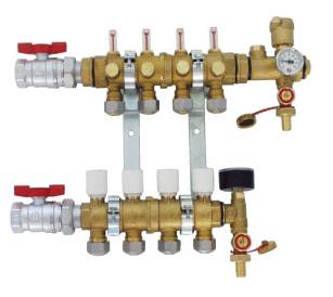 Зошто се важни модуларните колектори при поставување на системот за водовод и греење?