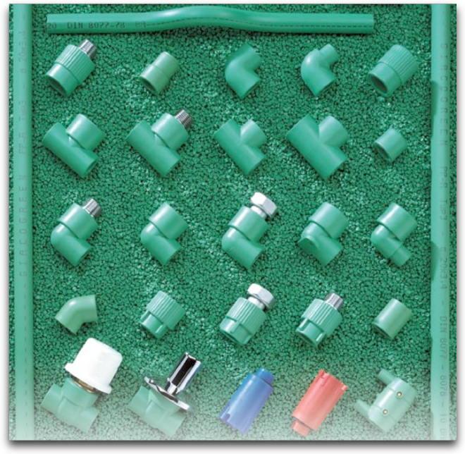 Кои се карактеристиките и предностите на полипропиленските цевки од Giacomini