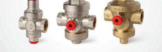 Запознајте го одблиску вентилот за редукција на притисок, R153P Giacomini