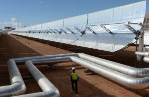 Мароко ќе ја има најголемата соларна централа во светот