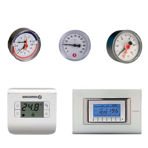 Мерно регулациони инструменти, Собен термостат, Неделен дигитален тајмер