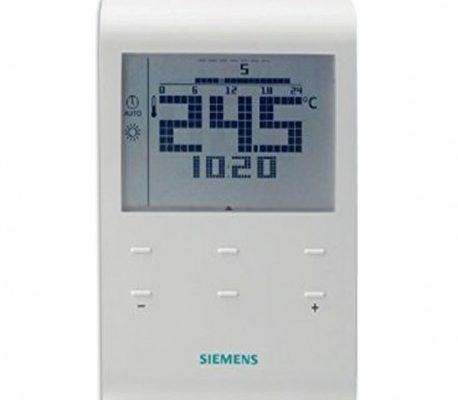 Неделен тајмер термостат SIEMENS RDE 100.1
