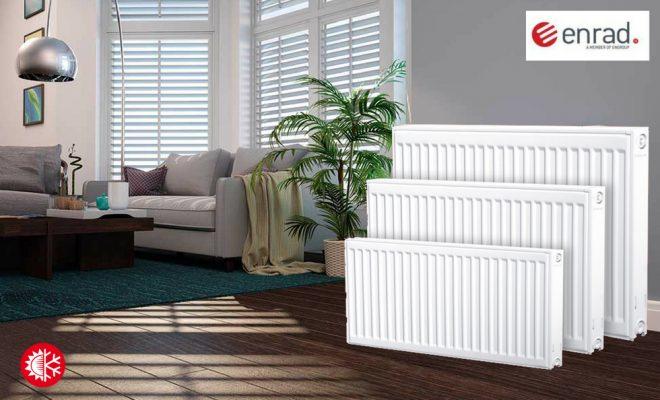 Изберете високоефикасни радијатори за вашиот дом