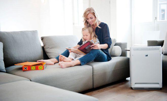 Внесете прочистувач на воздух во Вашиот дом и заборавете на смогот!