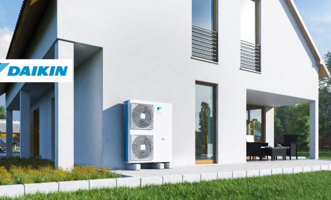 Топлотна пумпа за новоизградени објекти Altherma LT